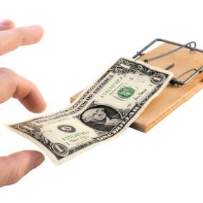 The Anti-Money Trap
