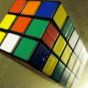 Parent Well-Being: From Rubix Cubes to Gumby