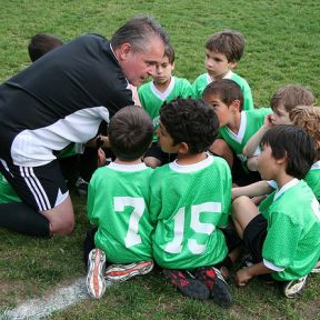 Batter Up! How Parent Coaching Helps Improve Our Game