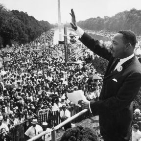 Meditating our Emotions: Finding Martin Luther King