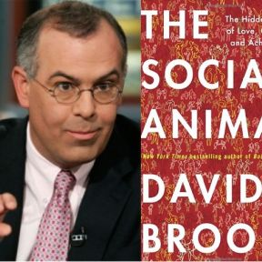Thinking and Talking: Where's the Human in David Brooks' Social Animal?