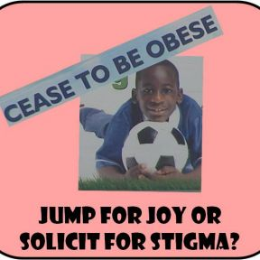 Jump for Joy or Solicit for Stigma?