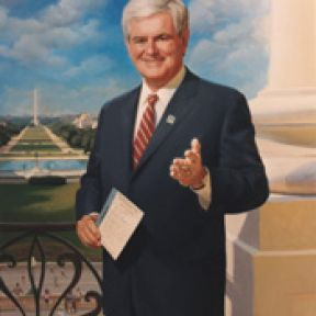 Newt's conversion and reinvention
