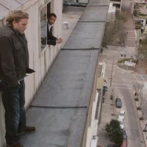 An atheist out on a ledge: Will he jump?