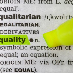 Time for Nonbelievers to Emphasize Equality
