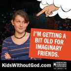 Atheist Ad Campaign Reaches Out to Kids