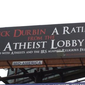 Opponents are Reacting to the 'Atheist Lobby'
