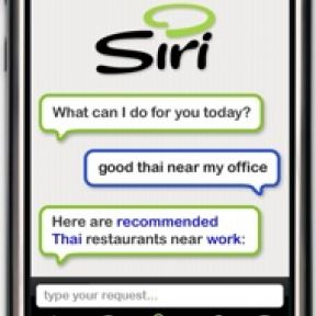Technology and the Psychiatrist: Welcome Siri?