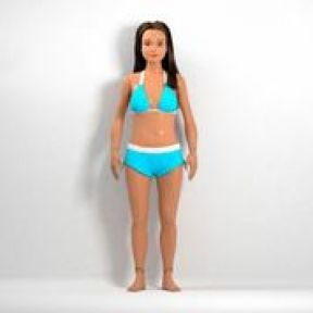 Hello, Real-size Doll; Goodbye, Freakish Barbie
