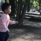 Why Sticks Are Good For Kids