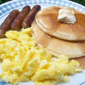 The Breakfast of Victors