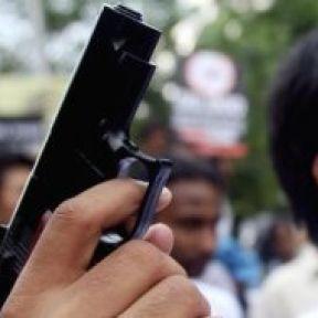 Celebratory Gunfire: Savoring with a Bang