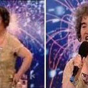 Susan Boyle: From Not To Hot