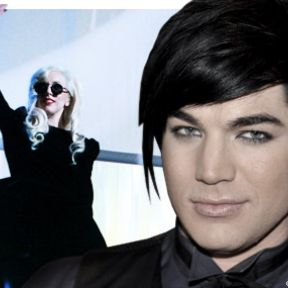 From George and Lennox to Gaga and Lambert: Androgyny