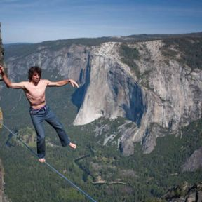 Life Is One Long Slackline: 12 Lessons Learned From Extreme Highliners About Overcoming Fear and The Path to Greatness