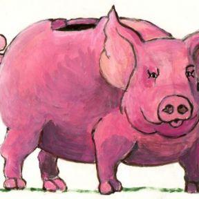 Divorce Piggy Bank