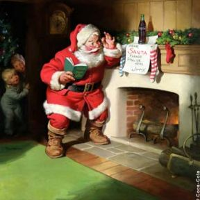 The Santa Question