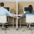 The Joys and Pains of Workplace Dating
