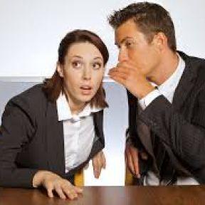 Office Gossip Ruins Relationships