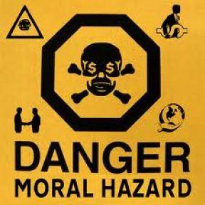 """""""Moral Hazard"""" or Moral Myopia?"""