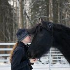 Horse Talk and Nonverbal Communication