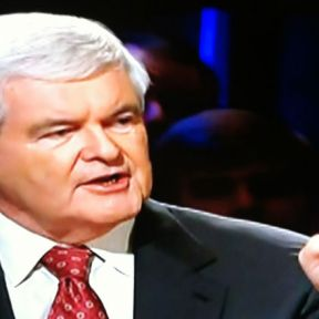 GOP Debate: Gingrich Makes a 'Point'!