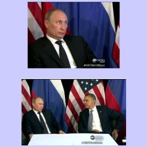 Presidents Obama & Putin: Body Language Recap