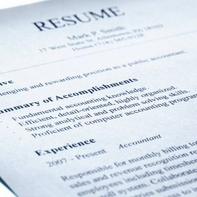 """Managing Your """"Failure to Thrive"""" Resume"""