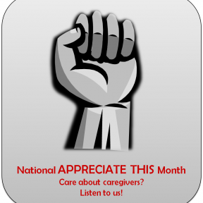 "Happy National ""Appreciate This"" Month, Part 1"