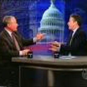 Why is Bill Kristol Playing Jon Stewart's Bitch?