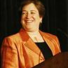 Elena Kagan is an Obamalyte, Lesbian, Pentagon Hater