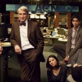 "HBO's ""The Newsroom"": Sorkin Talks Truth To Stupid"