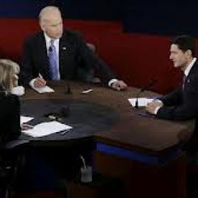 High Noon: Biden vs. Ryan vs. Raddatz