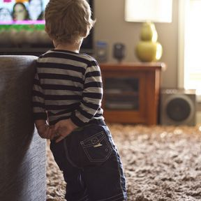 How Background TV Affects Children