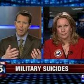 Skyrocketing Military Suicides