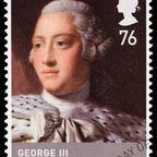 Pic: King George III stamp