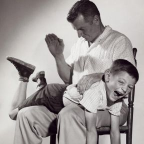Responding to Sibling Fighting with …Spanking?