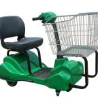 Want to Increase Sales? Invest in a Few Electric Shopping Carts