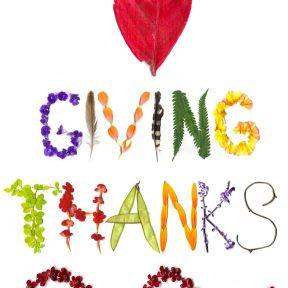 Giving Thanks: Can Gratitude Make Us Nicer?