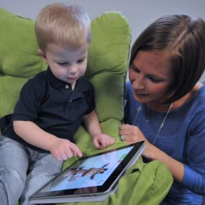 "E-Reading and Young Children: Don't Just Hit the ""Play"" Button"