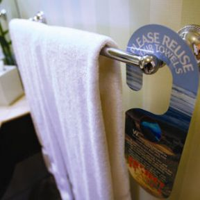 Changing Minds and Changing Towels