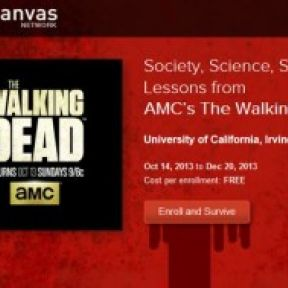 'The Walking Dead' Is Now a College Course