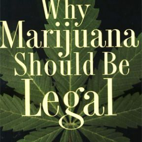 Is It Time To Legalize Marijuana?
