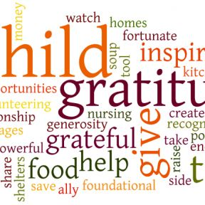 Gratitude is Good Attitude
