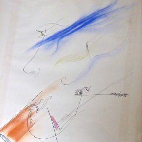 Frank John Ninivaggi, artist