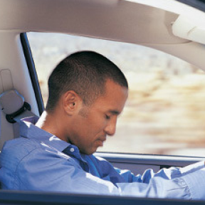 Don't Drive Drowsy!