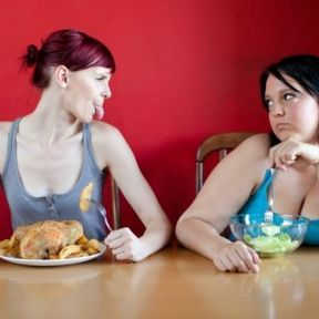 How Healthy Food Could Make You Fat