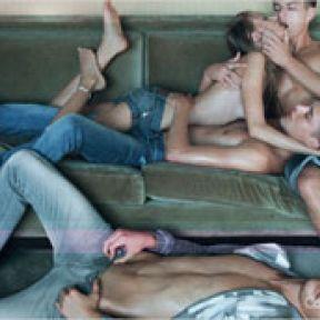 Burger King's Seven-Incher vs. Calvin Klein's Threesome