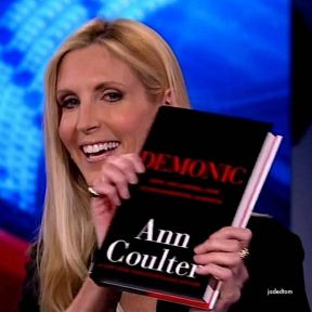 Ann Coulter and the R Word