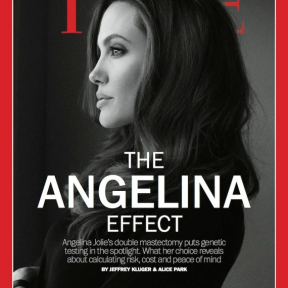 Angelina Jolie, Doctors, Patenting Genes, and You